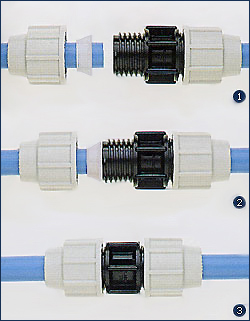 Fittings For Plumbing Assembly Instructions Plasson