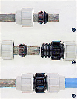 *Assembly Instructions* - Plasson Compression - Lead Pipe Adaptors