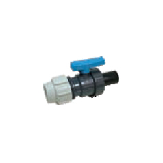 Plasson E-Fusion Single Spigot / Compression Valve
