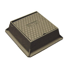 Plasson Surface Cover - Plastic Lid (Part for 3513)