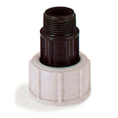 Plasson Threaded Adaptor BSP Offtake
