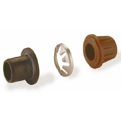 Plasson Copper Adaptor for Table X and Y