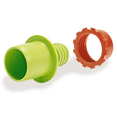 Plasson Low Density Class D Adaptor BS1972 (Light Green)