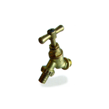 Plasson Hose Union Bib Tap with DCV