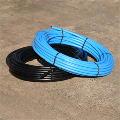 20mm Diameter - MDPE Pipe (Available in Black & Blue)
